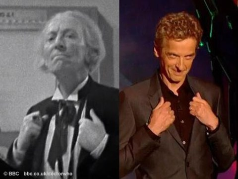 Doctor Who: What will Peter Capaldi's Doctor wear and why it's important he gets it right?