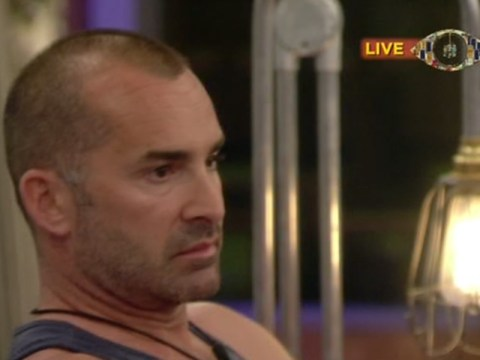 Celebrity Big Brother 2013: Louie Spence faces public vote in new nominations twist