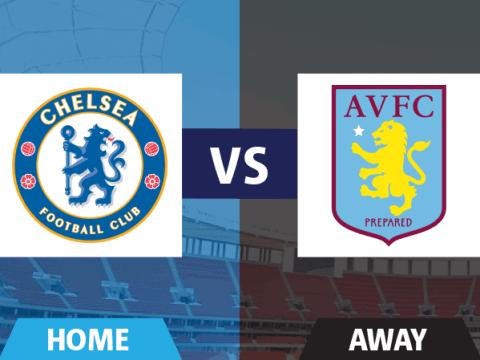 Chelsea capitalise on Aston Villa misfortune to take top spot