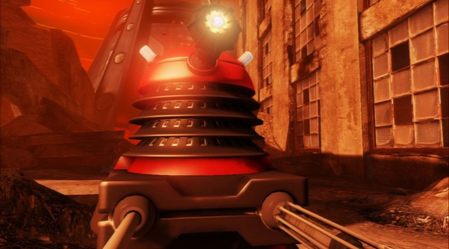 Doctor Who: The Eternity Clock – surely there should be a better game than this?