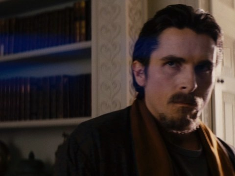 Christian Bale reveals the one piece of advice he gave new Batman Ben Affleck