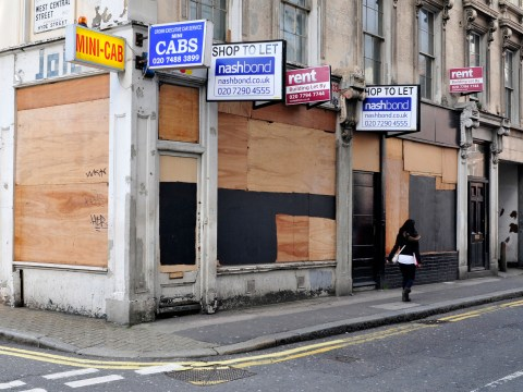 High Street shows small signs of recovery as empty shops rate falls
