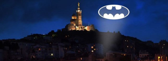 Marseille residents want Batman to help tackle surge in gang crime