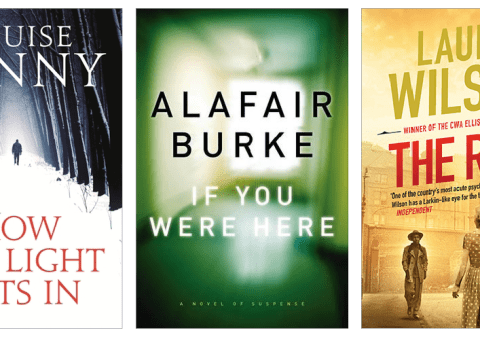 Three female crime writers to investigate: Penny, Burke and Wilson