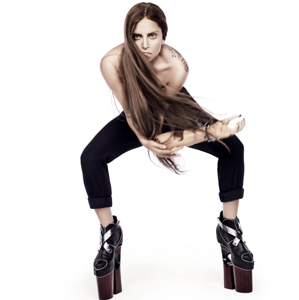 Lady Gaga Abramovic