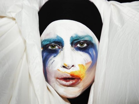 Sorry Slim Shady: Lady Gaga and ARTPOP oust Eminem from the top of the album charts