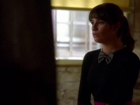 Rachel Berry in mourning in Glee season 5 teaser trailer?