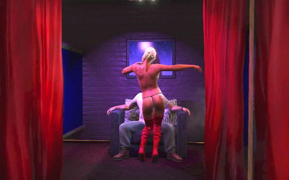 GTA Online gamer heard flirting with stripper in cringeworthy video