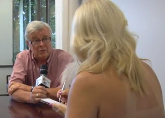 Lori Welbourne topless interview