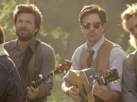 Jasons Bateman and Sudeikis star in brilliant Mumford & Sons parody