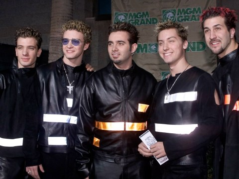 Justin Timberlake and *NYSNC to reunite for VMAs performance?