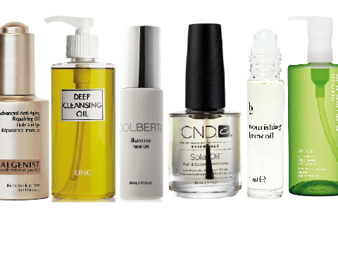 Oil-based products are not just for dry skin, says BritishBeautyBlogger Jane Cunningham