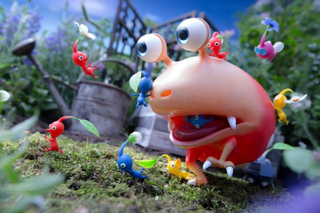 Pikmin 3 Deluxe Out Soon On Nintendo Switch Claims Insider Metro News