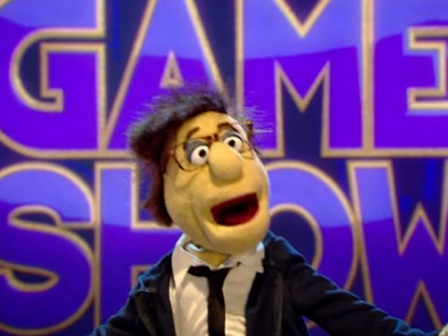 That Puppet Game Show attracted disappointing viewing figures (Picture: BBC)