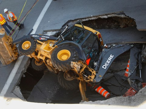 Gallery: Giant holes from around the world