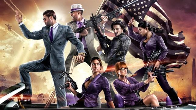 Games Inbox: Saints Row IV vs  GTA V, Broken Sword Vita, and