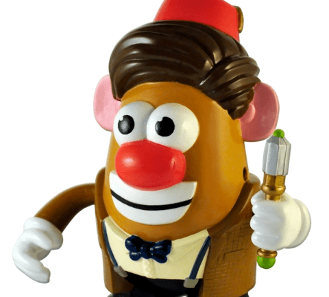 From a Matt Smith potato head to a Tardis onesie – 10 bits of Doctor Who merchandise you never knew you needed