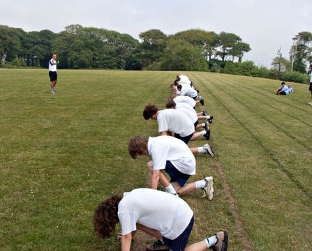 Half of primary school children 'need more exercise', new research shows