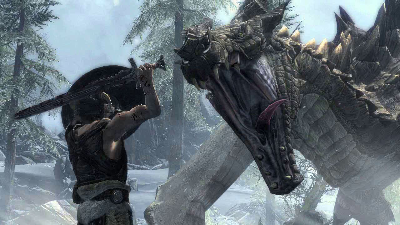 Skyrim - surely it needed to be open world?