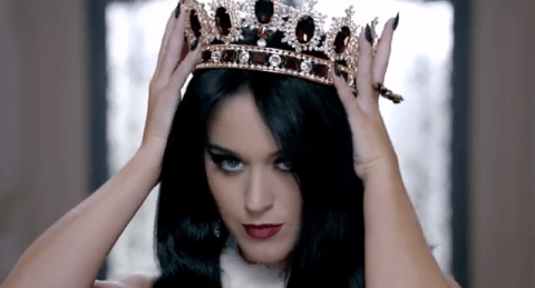 Katy Perry unveils lavish new advert for her latest fragrance Killer Queen