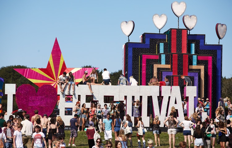It's not just about the music: Top five alternative things to do at Bestival 2013