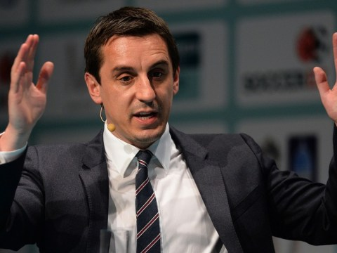 Gary Neville calls Mesut Ozil the signing of the summer as Twitter comments come back to haunt Manchester United