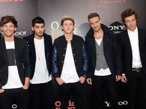 OMG it's happening: One Direction announce special seven-hour live stream to celebrate '1D Day'