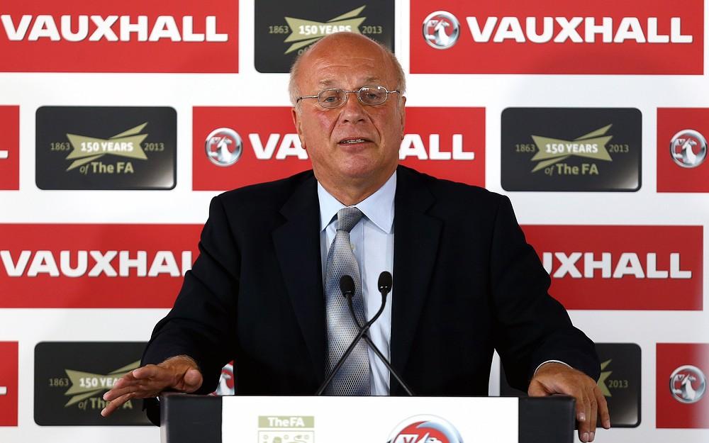 Greg Dyke dismisses England's chances of winning Rio 2014