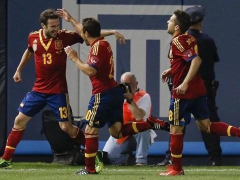 Santi Cazorla backs Juan Mata to win back his place in the Chelsea side