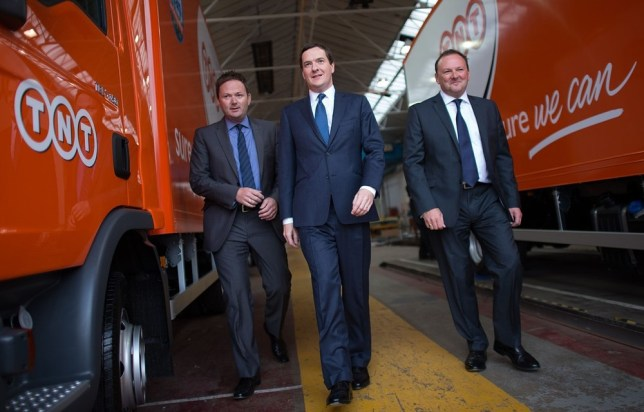 George Osborne promises fuel duty freeze until 2015