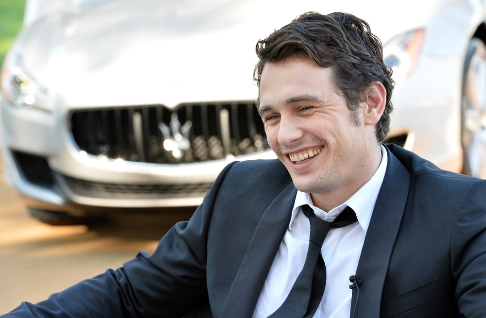 James Franco voices his support for Ben Affleck – as director of Man Of Steel sequel