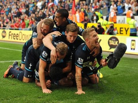Cardiff 0 Tottenham 1: Late Paulinho strike puts Spurs up to second