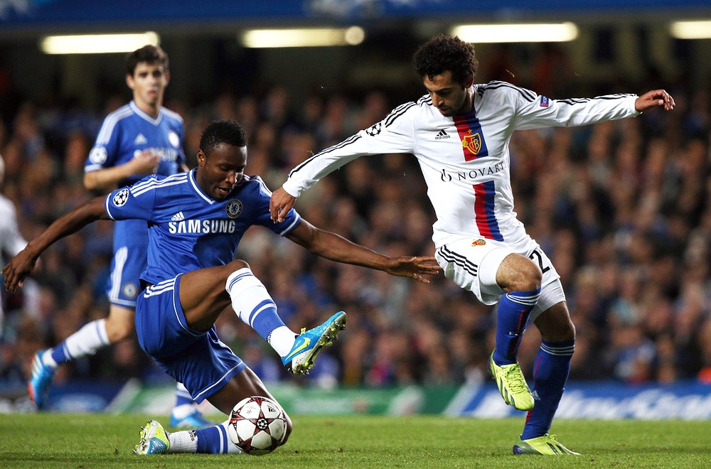 Tottenham ready to move for Basel ace Mohamed Salah