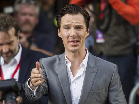 Benedict Cumberbatch fears Julian Assange could 'mess with his life' after playing him in The Fifth Estate