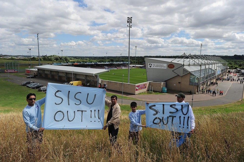 Coventry City fans ready to take their protest to Football League headquarters
