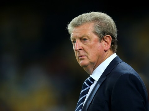 England boss Roy Hodgson admits it's still a little too tight at the top
