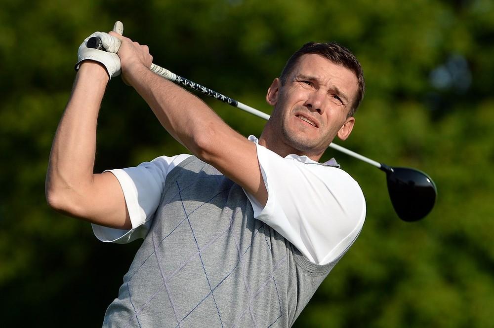 Former Chelsea star Andriy Shevchenko set for pro golf debut