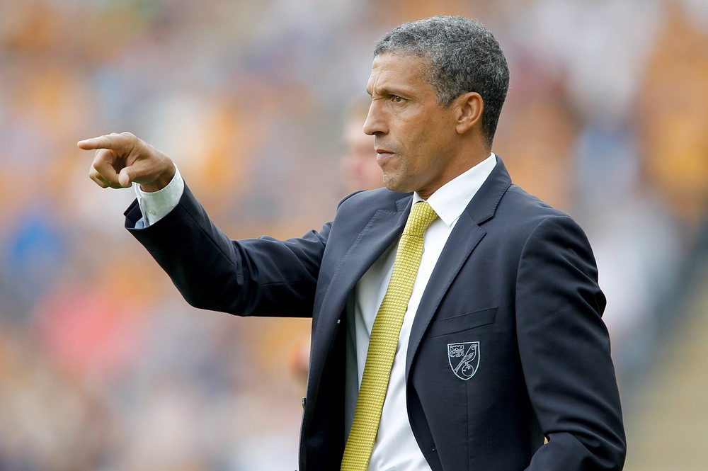 Chris Hughton distances himself from Republic of Ireland links
