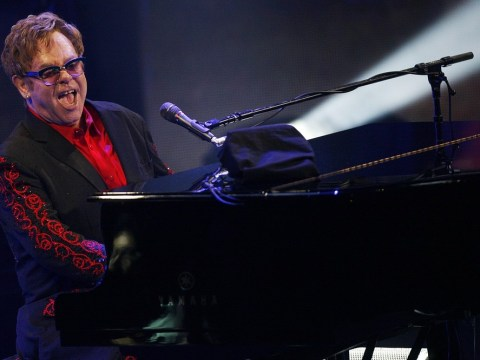 Elton John booed at gig for admitting love of One Direction