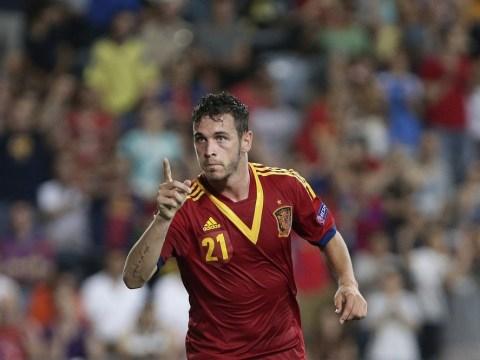Swansea City snap up Spain Under-21 striker Alvaro Vazquez