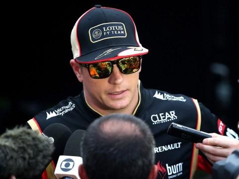 Kimi Raikkonen switch sparks talk of more moves for 2014 Formula One season