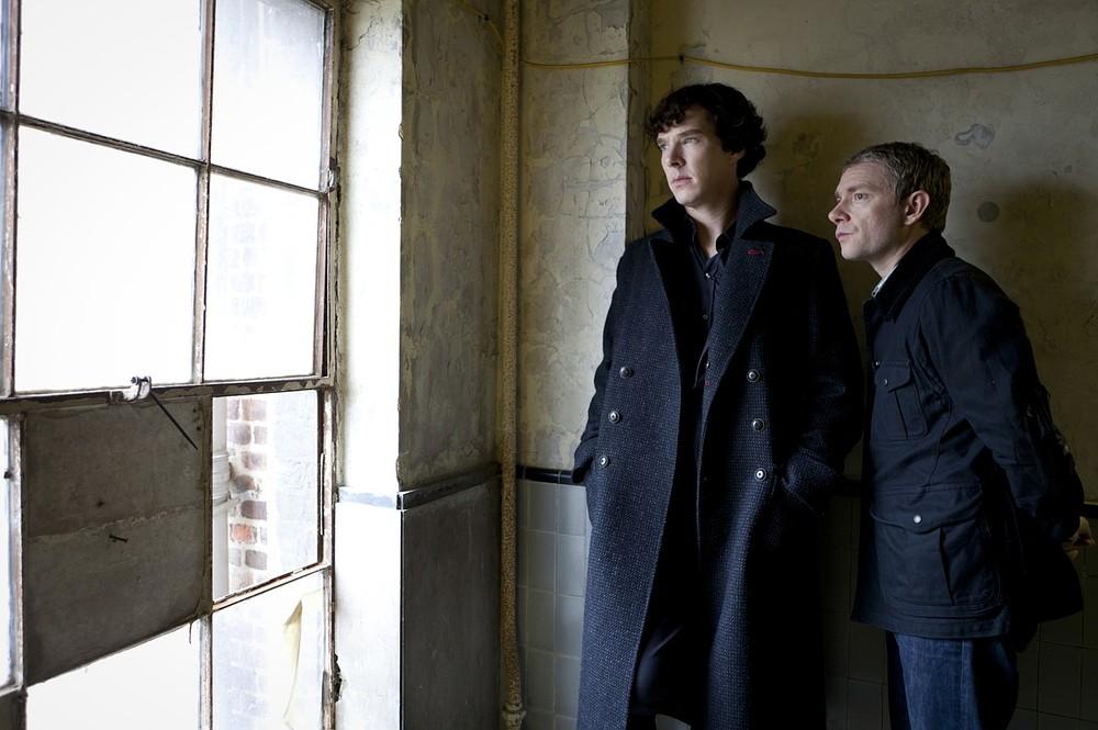 Classic Doctor Who Yeti story provides unlikely Sherlock 'inspiration'