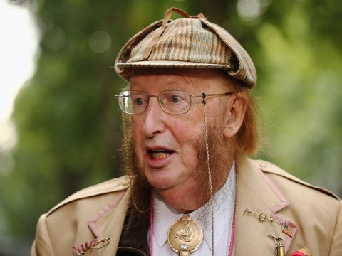 Pay attention Big Brother fans. John McCririck is returning to the house…