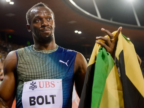 Usain Bolt rages against David Moyes after Manchester United defeat to Liverpool