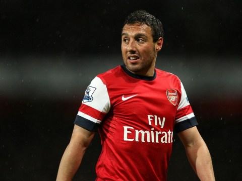 Santi Cazorla hopes to make his Arsenal return in the Champions League clash with Napoli