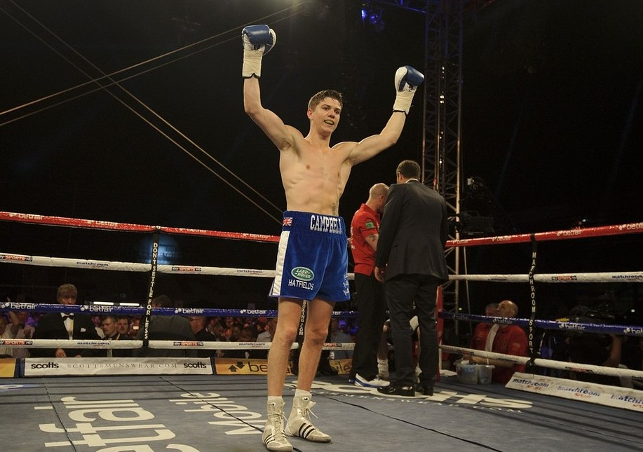 Luke Campbell set for a second homecoming with big November show