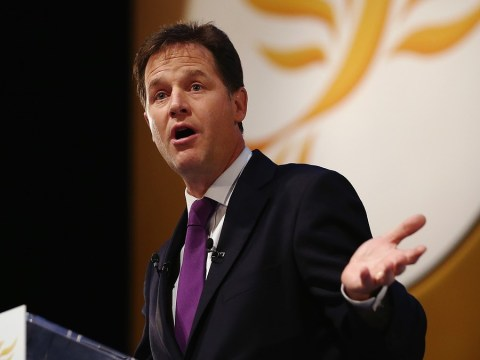 Nick Clegg at Liberal Democrat conference: Family first, politics second for me