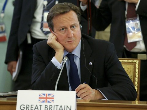 David Cameron favourites inappropriate tweet 'by accident'
