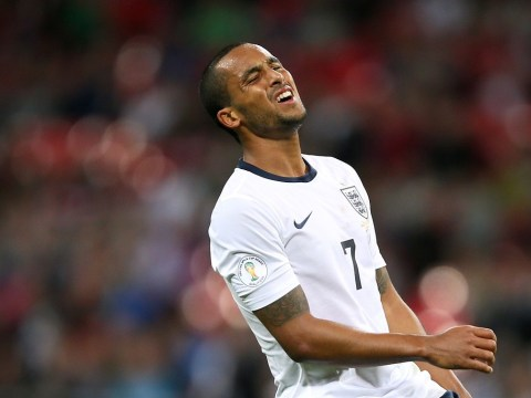 Why Theo Walcott's World Cup woe is good news for England