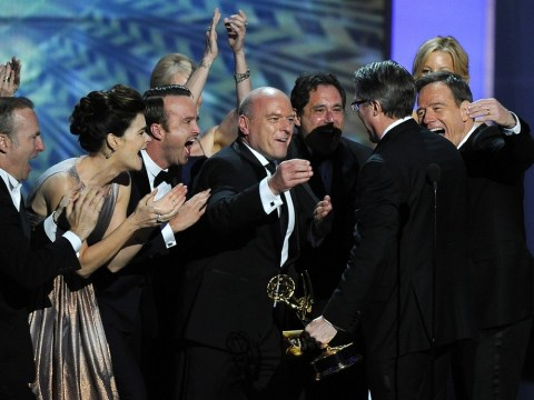 Breaking Bad wins at Emmy Awards leaving Downton Abbey empty-handed